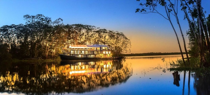 Amazon River Cruises To The Pacaya Samiria Reserve On The